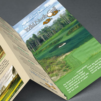 Wild North Golf Brochure
