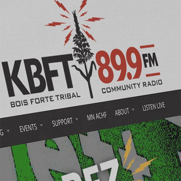 KBFT Radio Website