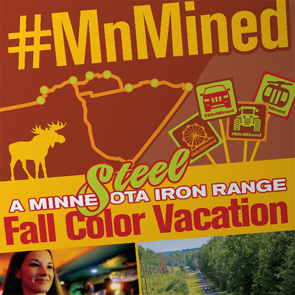 Minnesota Iron #MNMined Banners